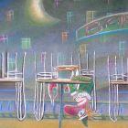 Ночь в кафе, Богорад Виктор