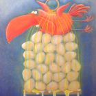 Птица на яйцах (Мальтус), Богорад Виктор