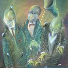 Трое слепых, Богорад Виктор