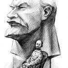 Ульянов Владимир Ленин, политик, Сергеев Александр