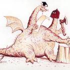 Приговор дракона, Сергеев Александр