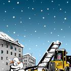 Прощание снеговиков, Сергеев Александр