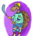 Черепаха-хоккеист , Мельник Леонид