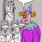 Клоуны в суде, Мельник Леонид