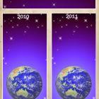 Новогодняя открытка с 365 отличиями, Богорад Виктор