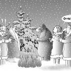 Встреча Нового года в лесу, Богорад Виктор
