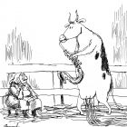 Корова-саксофонистка, Богорад Виктор