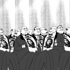 Светский прием и Че Гевара, Богорад Виктор