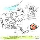 Мяч со свистком, Богорад Виктор