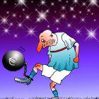 Футболист с ядром, Богорад Виктор