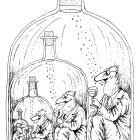 В бутылках, Богорад Виктор