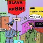 Слава КПSS!, Мельник Леонид
