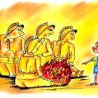 Погасить огонь!, Мельник Леонид