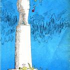Памятник диктатору и птицы, Богорад Виктор