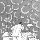 Мыльные пузыри обещаний, Мельник Леонид