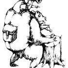 Маша и медведь, Камаев Владимир