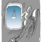Вид из окна самолета, Богорад Виктор