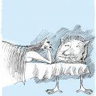Разговор с подушкой, Богорад Виктор