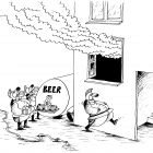 Пожарники и пиво, Шилов Вячеслав