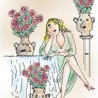 Продавщица цветов 2, Богорад Виктор