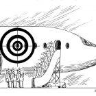 Знак на самолете, Богорад Виктор