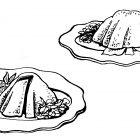 Сервировка праздничного стола, Мельник Леонид