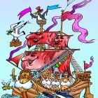 Веселый корабль, Мельник Леонид
