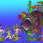 Опасные подводные съемки, Мельник Леонид