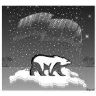 Медведь на льдине, Богорад Виктор