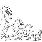 Конец динозаврам, Мельник Леонид