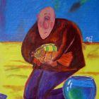 Спасение рыбки, Мельник Леонид