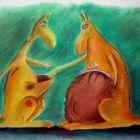 Две кенгуры, Мельник Леонид