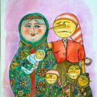 Крепкий брак, Мельник Леонид
