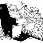 Игральный автомат - репка, Александров Василий