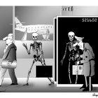 Случай на посадке в аэропорту, Богорад Виктор