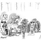 Сбор налога на дарения на свадьбе, Богорад Виктор