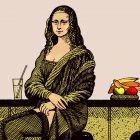 Мона Лиза в баре, Сергеев Александр