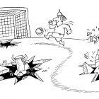 Ледовый футбол, Смагин Максим