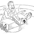 Сталин и Гитлер, Смагин Максим