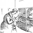 В булочной, Богорад Виктор