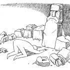 Поклонение идолу, Смагин Максим