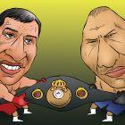 Валуев и Кличко, Смагин Максим
