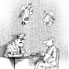 Разговор двух творцов- милиционера и писателя, Богорад Виктор