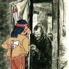 Индеец и процентщица, Александров Василий
