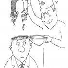 Операция на мозге, Смагин Максим