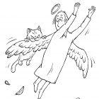 Крылышко ангела, Смагин Максим