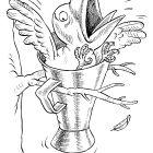 Ворона и рупор, Смагин Максим