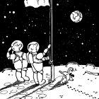 Собачка на Луне, Александров Василий