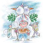 Двуглавый снеговик, Осипов Евгений
