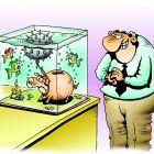 Копилка в аквариуме, Кийко Игорь